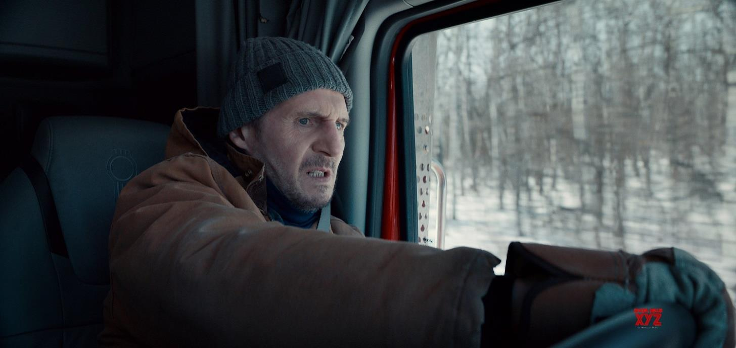 Now Showing: The Ice Road
